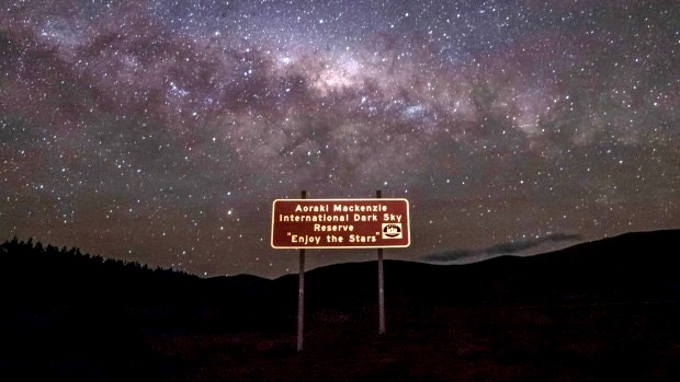 Stargazing Twizel Aoraki-Mackenzie International Dark Sky Reserve