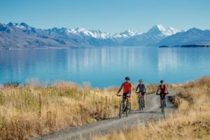 Apls 2 Ocean Cycle Trips - Lake Pukaki